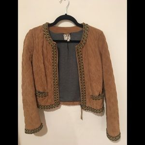 Haute Hippie jacket